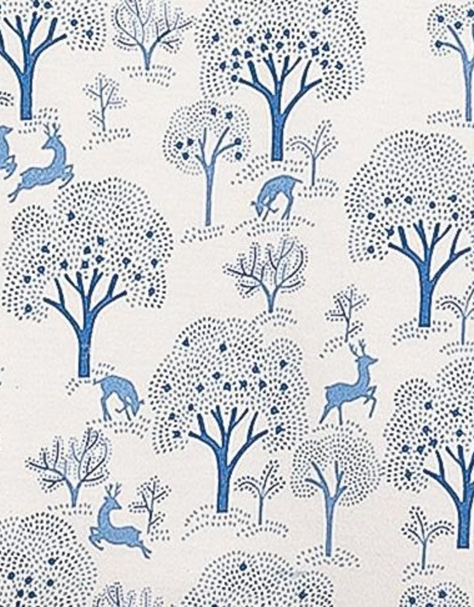 feather baby Deer & Appletrees Sailor Sleeve Romper