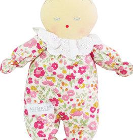 alimrose Asleep Awake Doll in Rose Garden