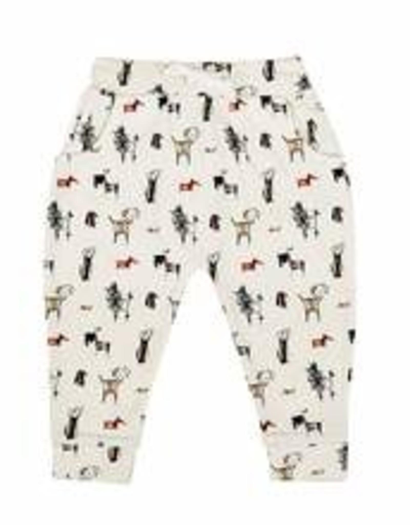 Finn and emma Dog Print Lounge Pants