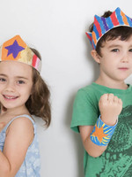 Lovelane designs DIY Super Hero cuff kit