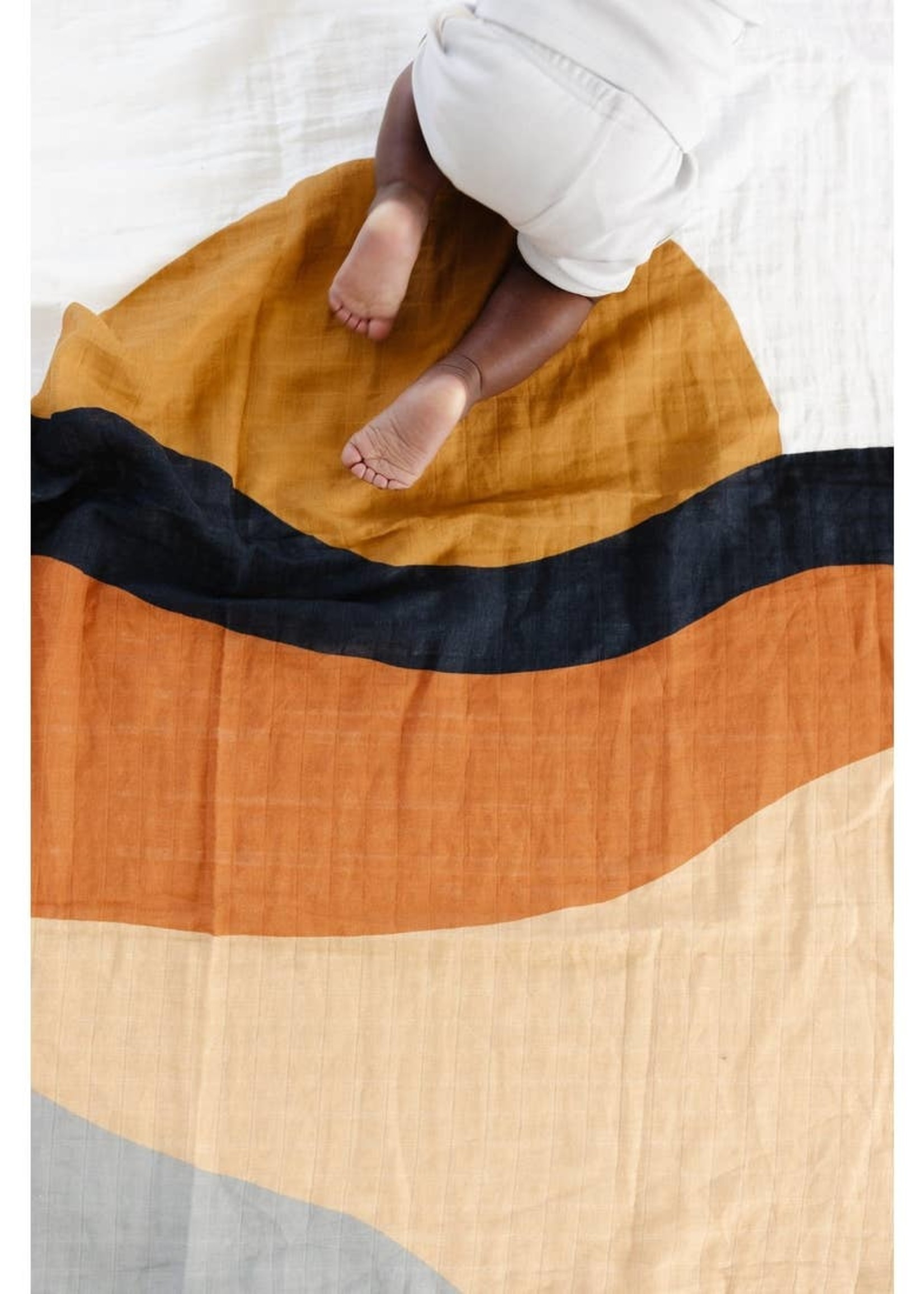Clementine Kids Sunset Swaddle
