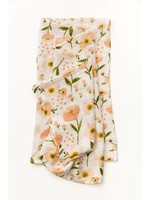Clementine Kids Blush Bloom Swaddle