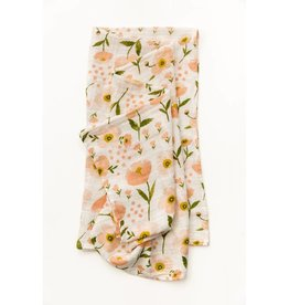 Clementine Kids Blush Bloom Swaddle