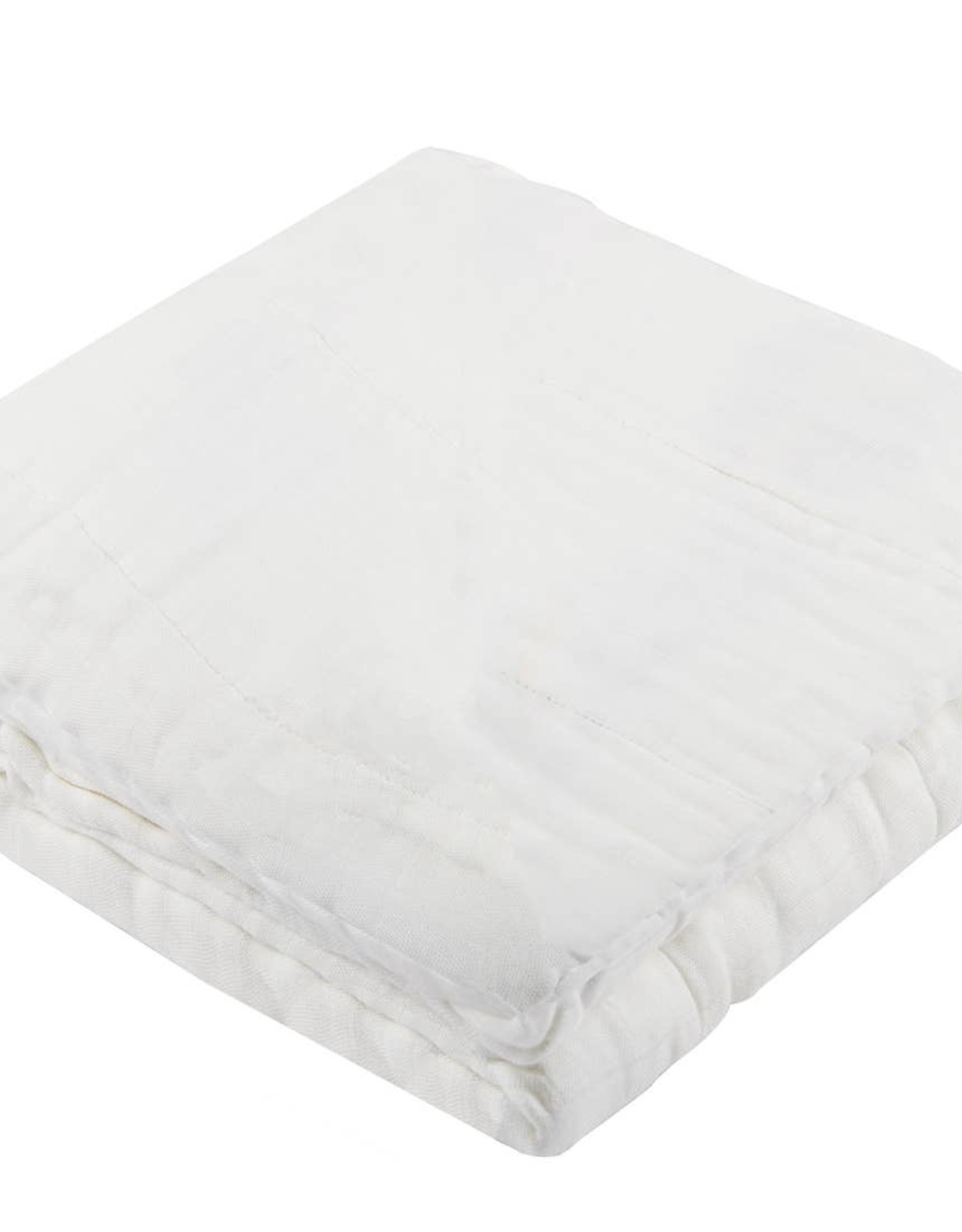 Newcastle classics Pure White Bamboo Blanket