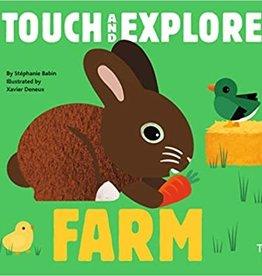 hatchett book group Touch & Explore Farm Book