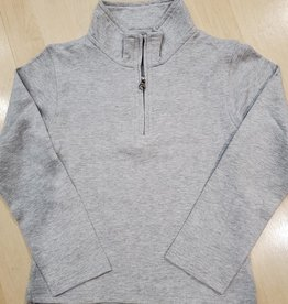 pedal 1/4 zip pullover