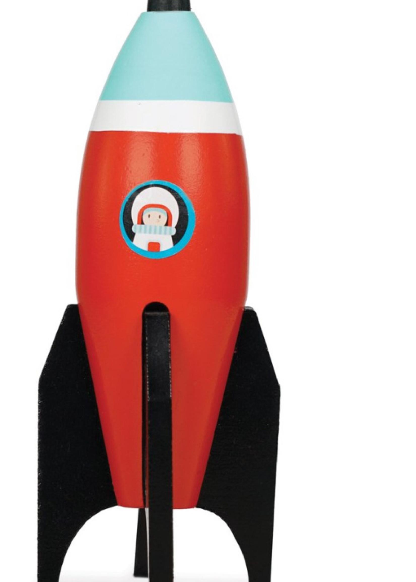 le toy van Wooden Space Rockets