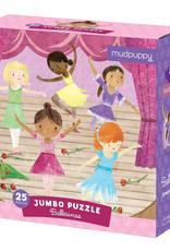hatchett book group Ballerina Jumbo Puzzle