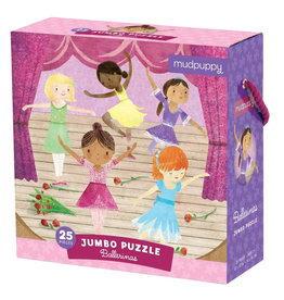 hatchett book group Ballerina Jumbo Puzzle
