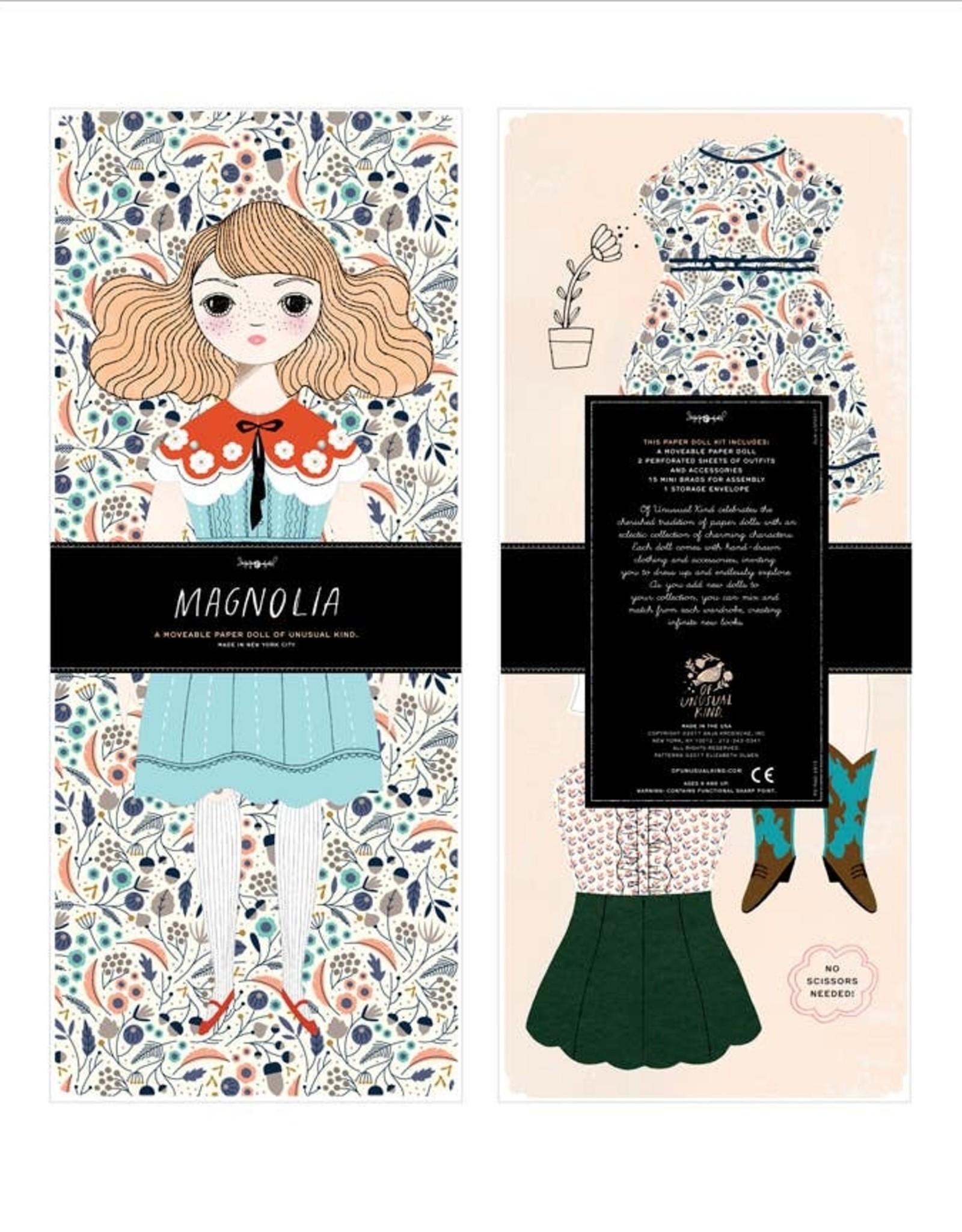 of unusual kind Magnolia Paper Doll