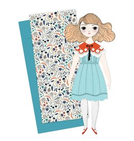 of unusual kind Magnolia Paper Doll - single