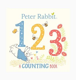 Peter Rabbit 1 2 3  A counting Book