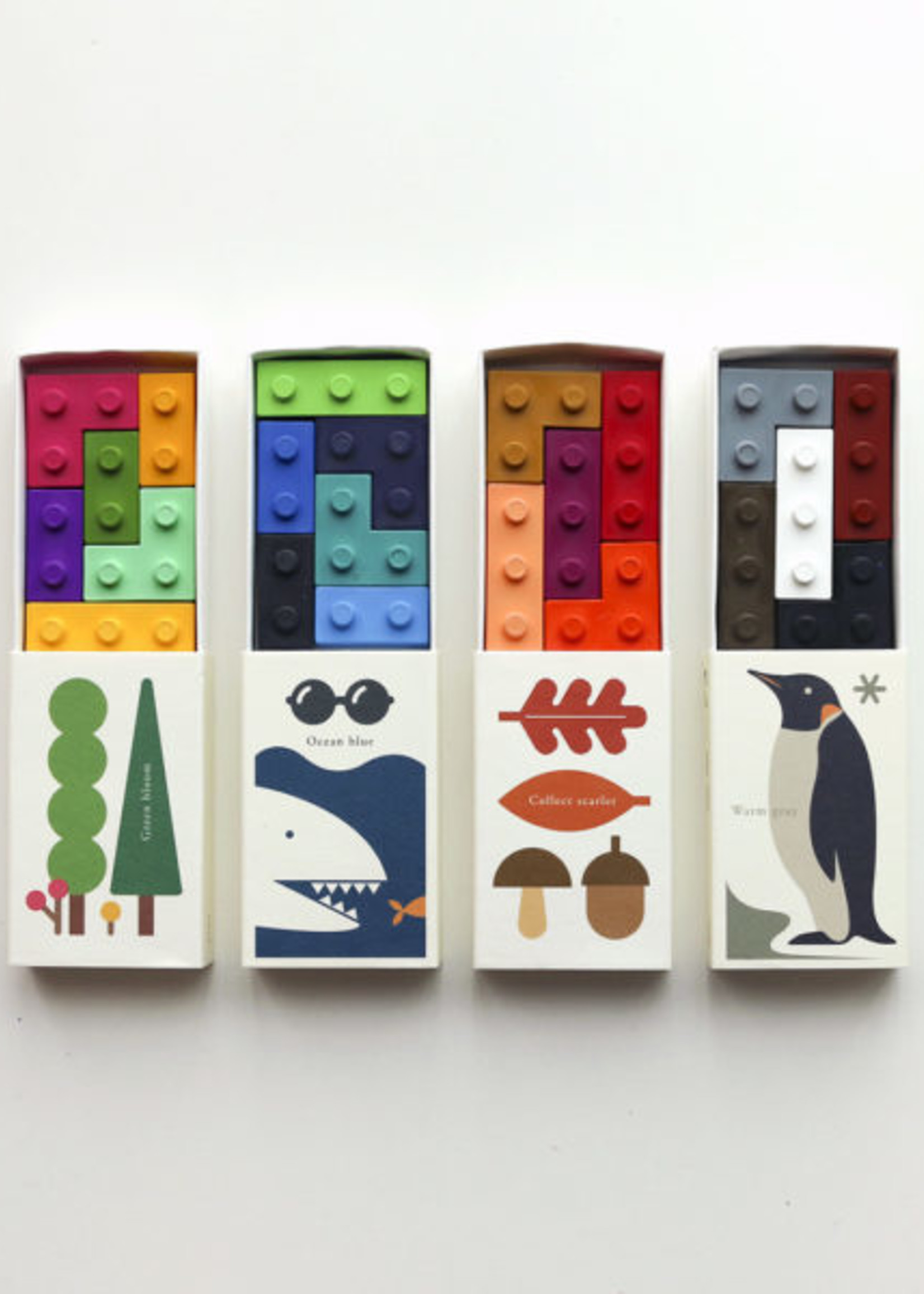 Pocket Crayons - Seasons