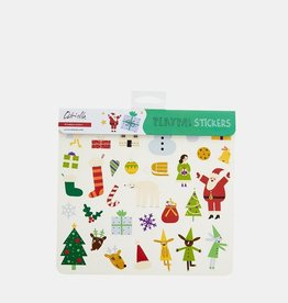 ollie ella Playpa Holiday Stickers