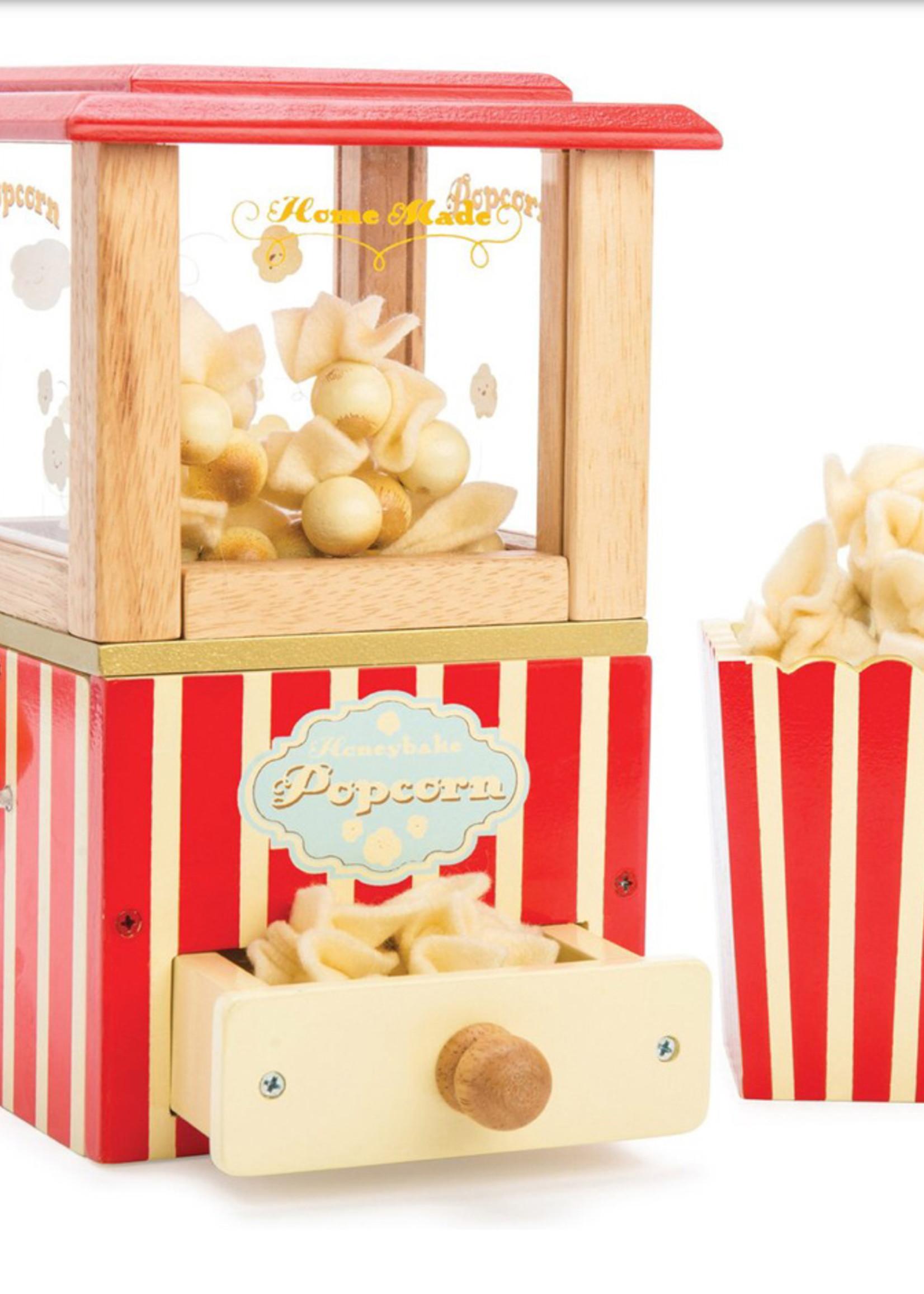 Letoy van Popcorn machine