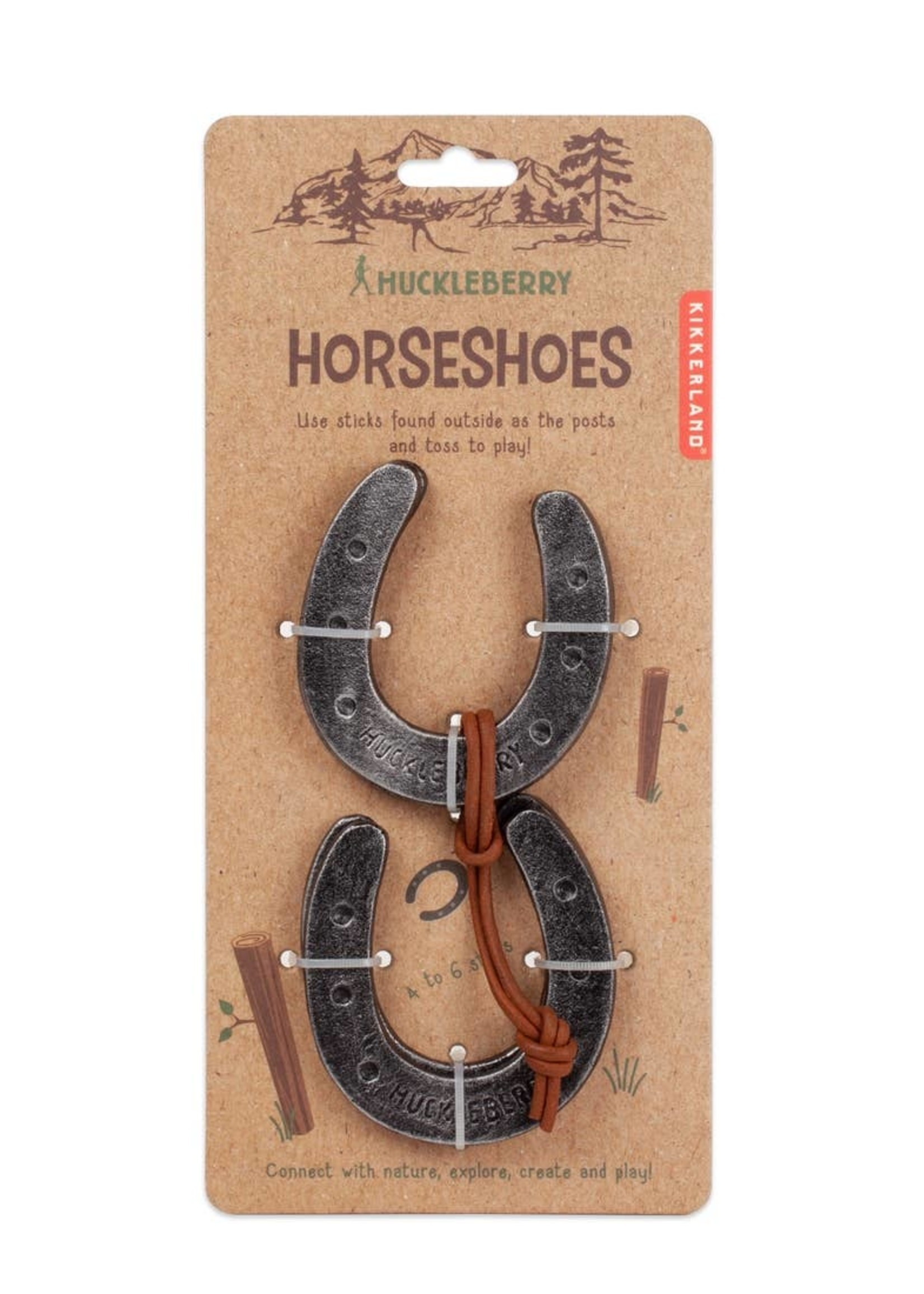 huckleberry by kirkland Horseshoes