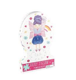 Floss & Rock Fairy Unicorn 20pc Jigsaw