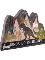 Floss & Rock Dino 80pc Jigsaw