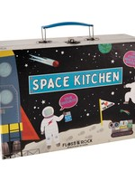 Floss & Rock Space Tin Kitchen Set