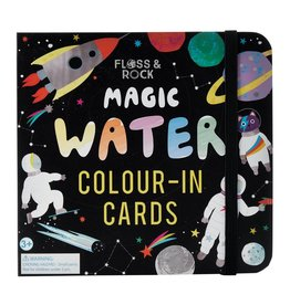 Floss & Rock Space Water Pen and Cards