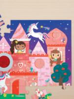 hatchett book group Unicorn Castle 42 Piece Puzzle