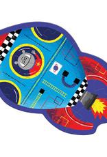 hatchett book group Spaceship Shaped Mini Puzzle