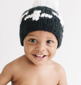 the blueberry hill Miko Cross Hand Knit Beanie - 2-8y