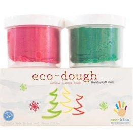 Eco-kids Holiday 2 pack Play Dough