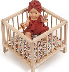 minikane Wooden Doll Park for Minikane Zelda