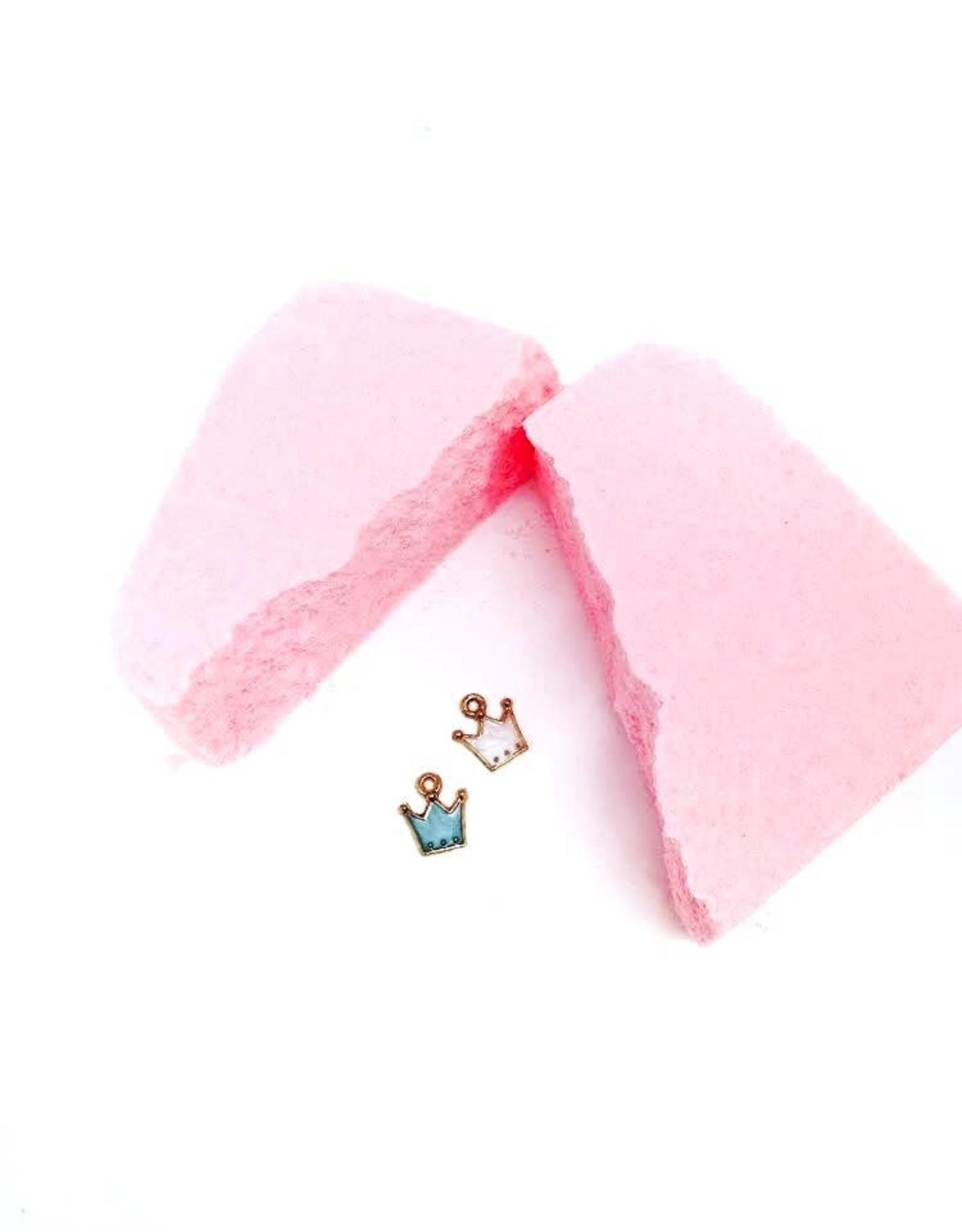 feeling smitten Princess Pink Grapefruit Surprise Bag