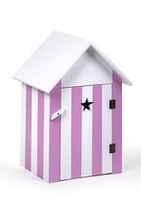 minikane Minikane Deauville  Cabin - pink stripe