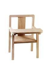 minikane Wooden High Chair for Minikane
