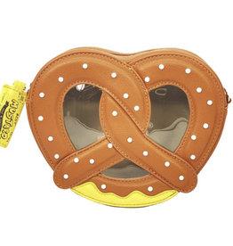 bewaltz Buttery Pretzel Handbag