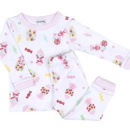 magnolia baby Candy Shop Long Pajamas