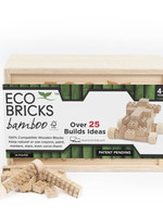 The Lazy Dog & Co Eco-bricks 24 Piece