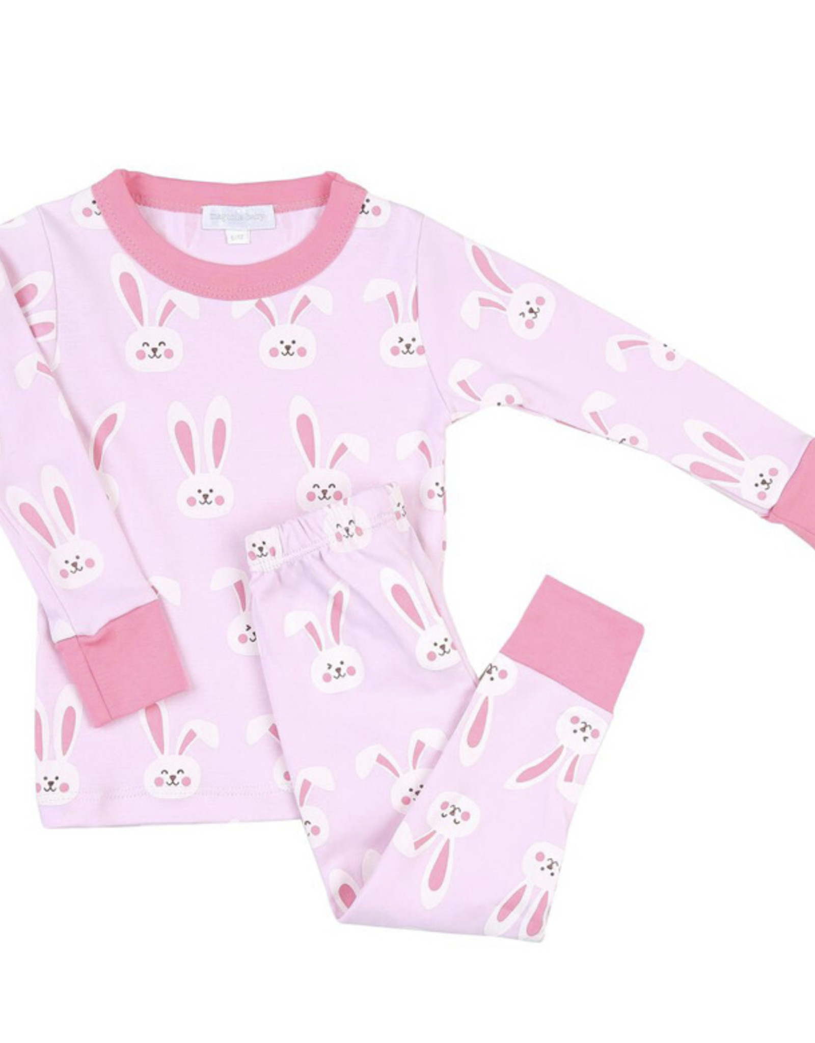 magnolia baby Bunny Pajamas