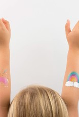 daydream society Unicorns & Rainbows Temporary Tattoos