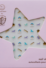 daydream society Unicorn & Rainbow Nail Stickers