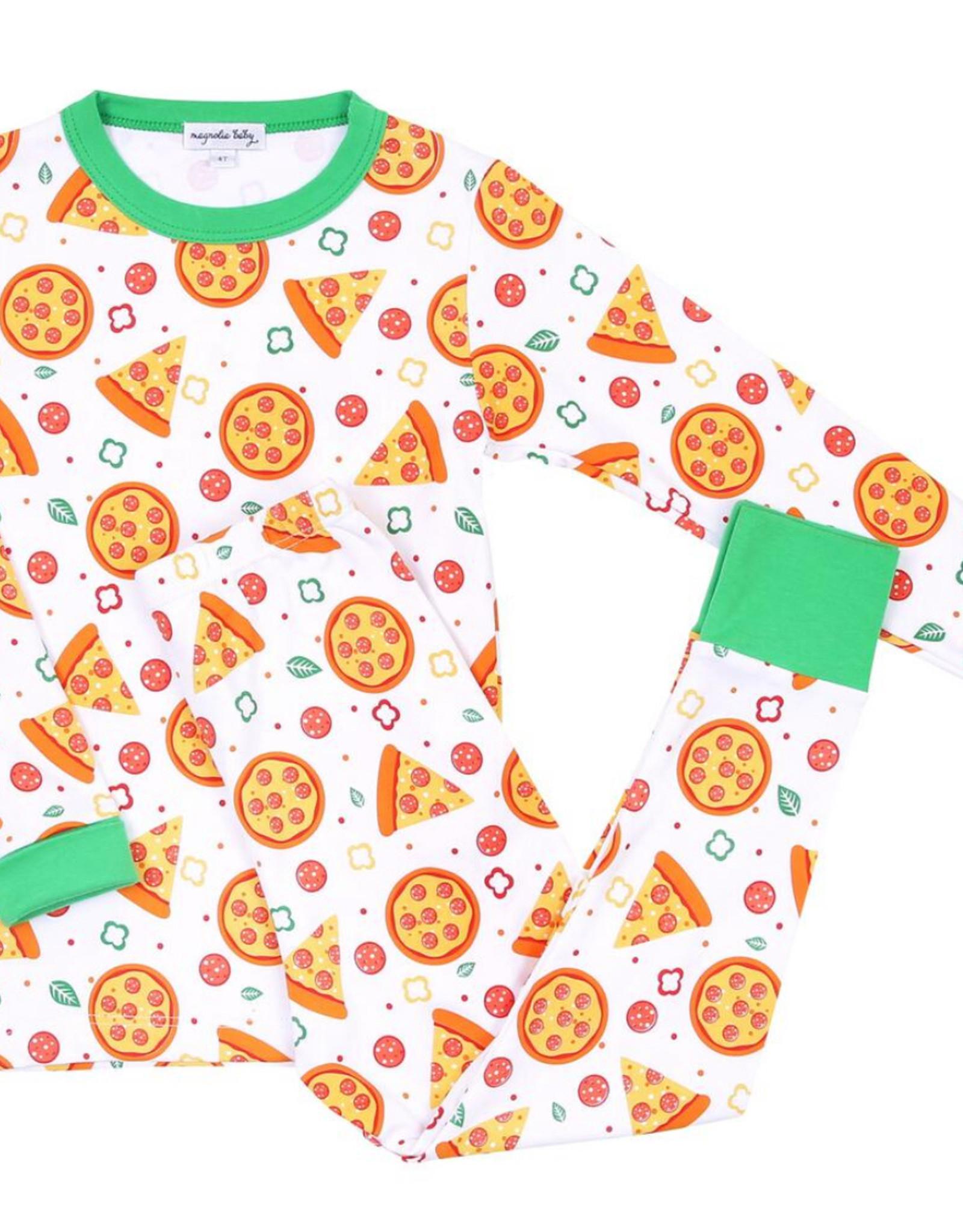 magnolia baby Pizza Night Pajamas