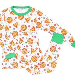 magnolia baby Pizza Night Pajamas