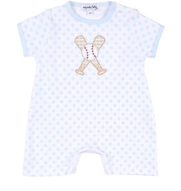 magnolia baby Grand Slam Playsuit