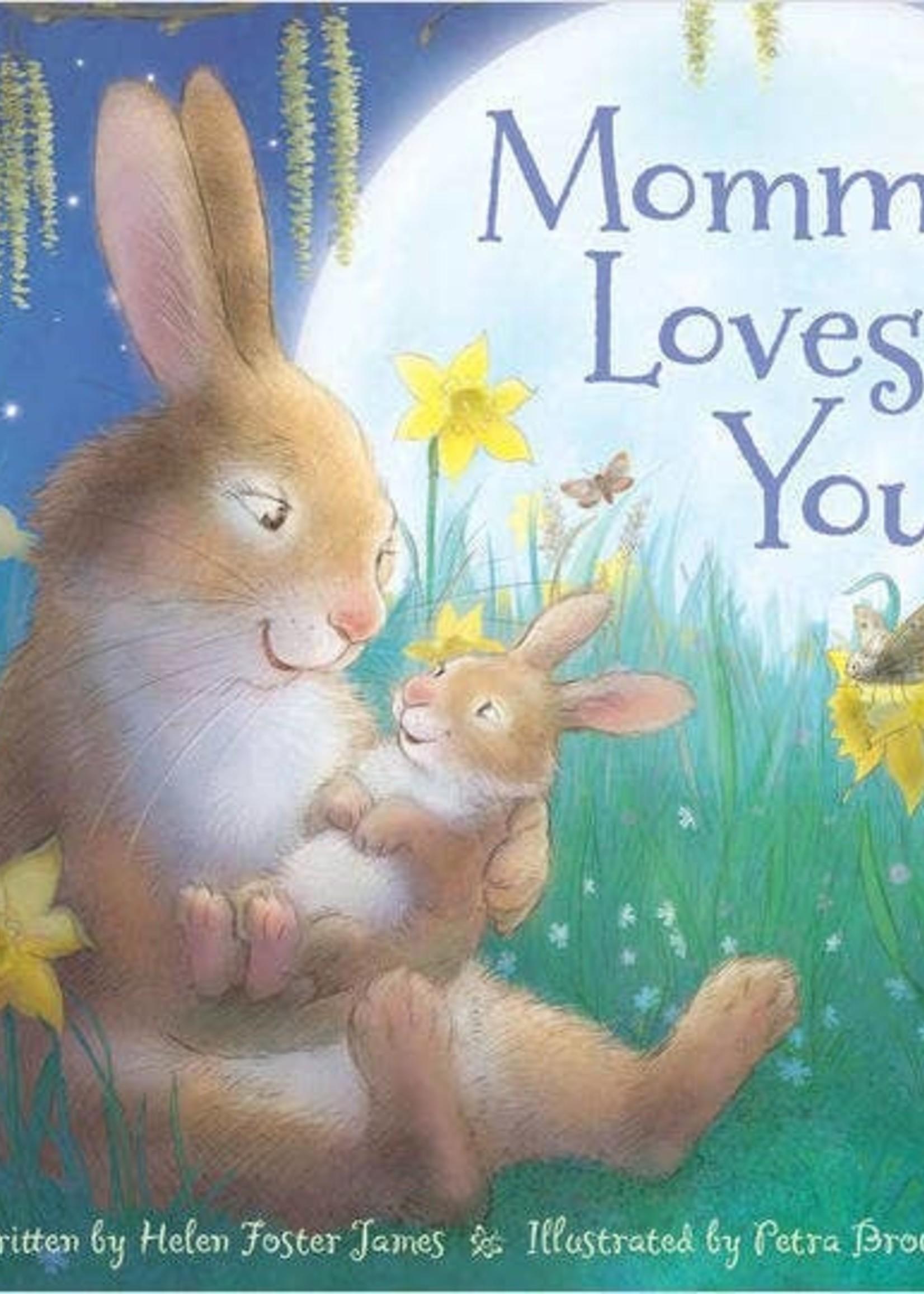Sleeping bear press Mommy loves you