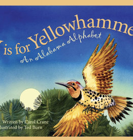 Sleeping bear press An Alabama Alphabet: Y is for yellowhammer