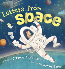 Sleeping bear press Letters from Space