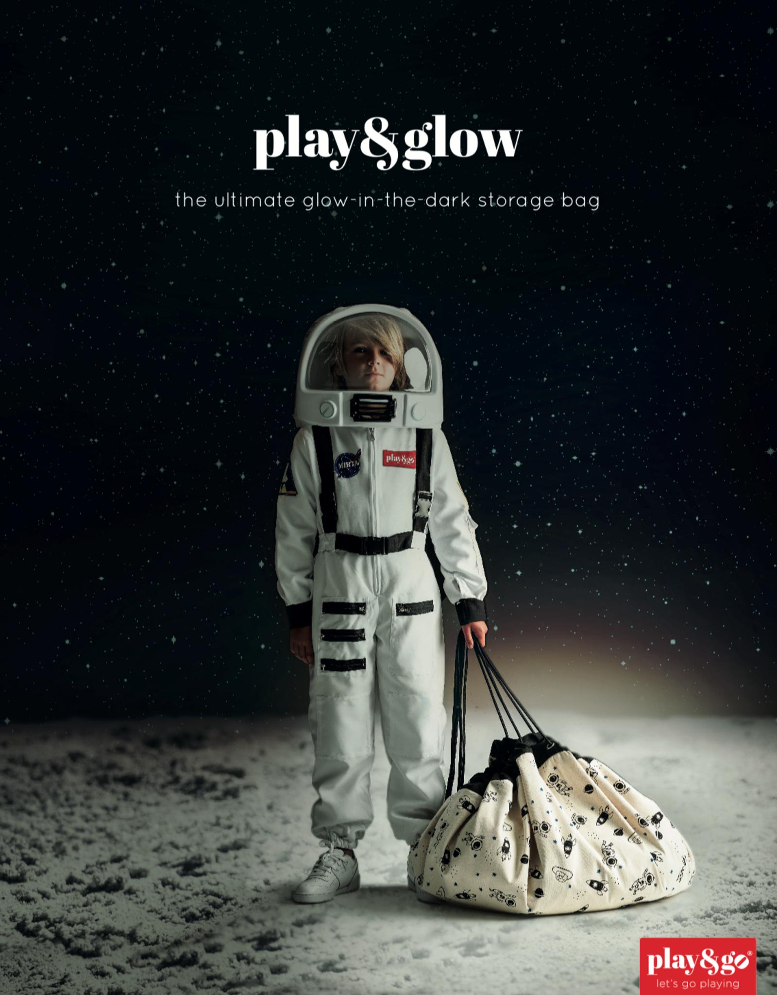 play & go Space Glow in the Dark toy storage