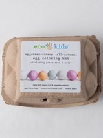 Eco-kids Egg Coloring Kit and Grass Growing Kit