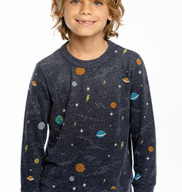 chaser kids Space Sweatshirt