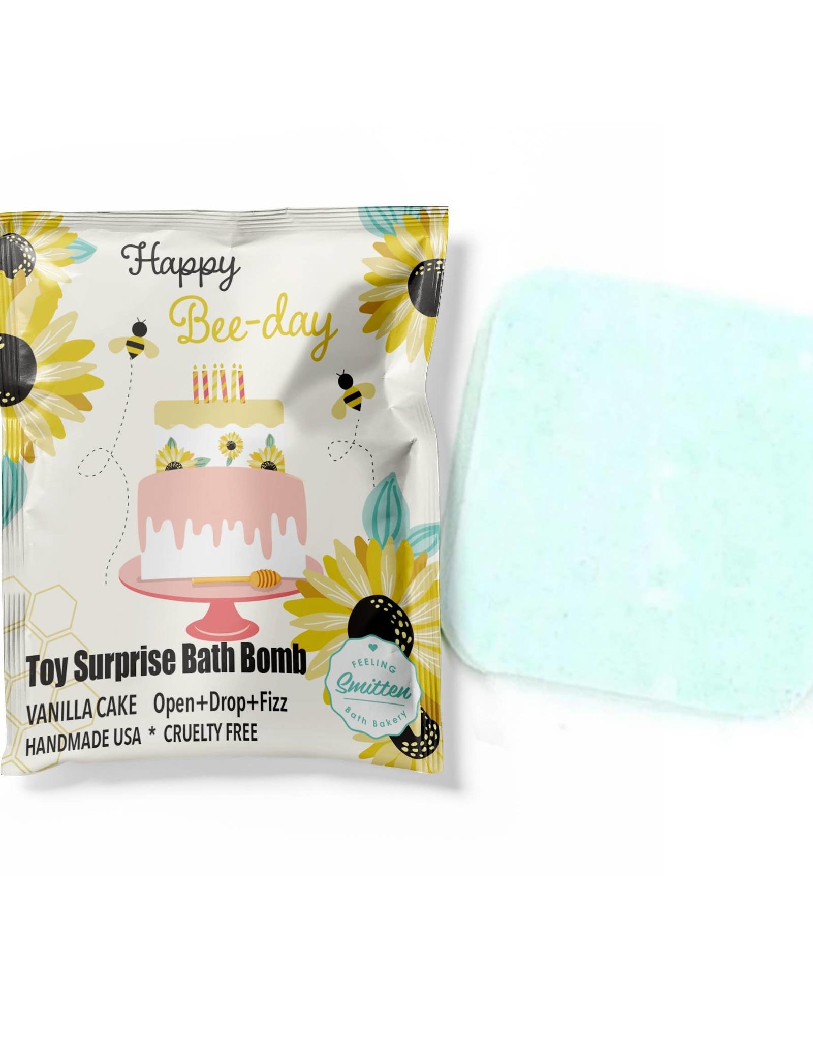 feeling smitten Happy Birthday Surprise Bag Bath Bomb