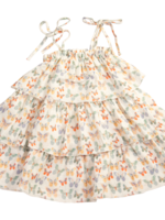 charming mary Tiered Tilly- Bradford Butterflies