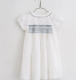Little Cotton clothes Elodie Hand Smocked Dress